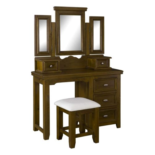London dressing table set